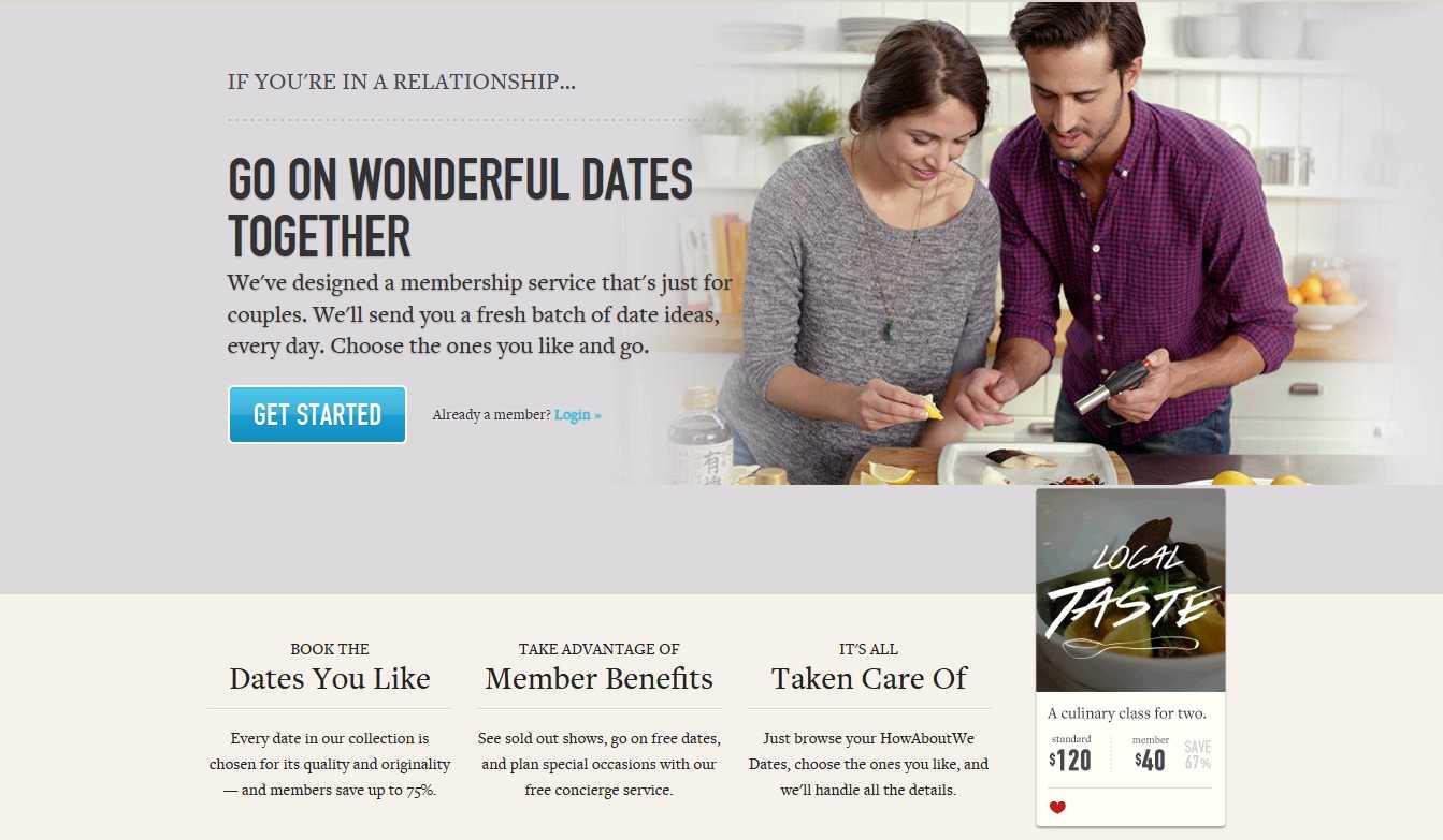 HowAboutWe.com screen3