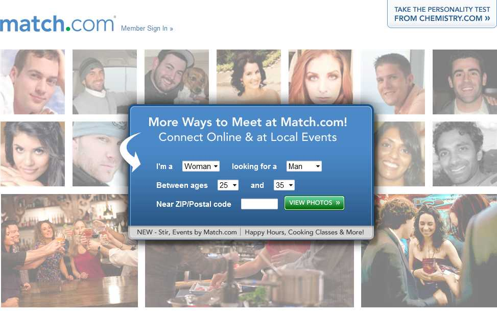 Match.com screen1