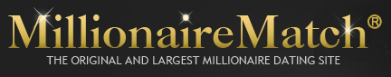 MillionaireMatch.com dating logo