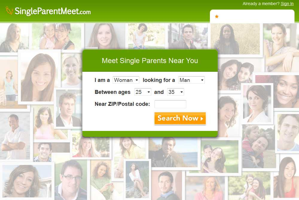 Dating sites for single parents